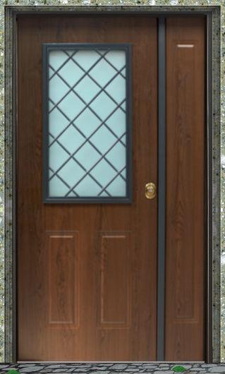 Porte blindate classe 3 da 276 porta blindata classe 3 con vetro per este - Porte blindee classe 3 ...