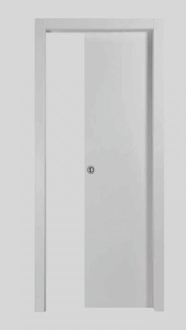 Porte laminato da 75 90 porta scorrevole laminato new - Porta bianca laminato ...